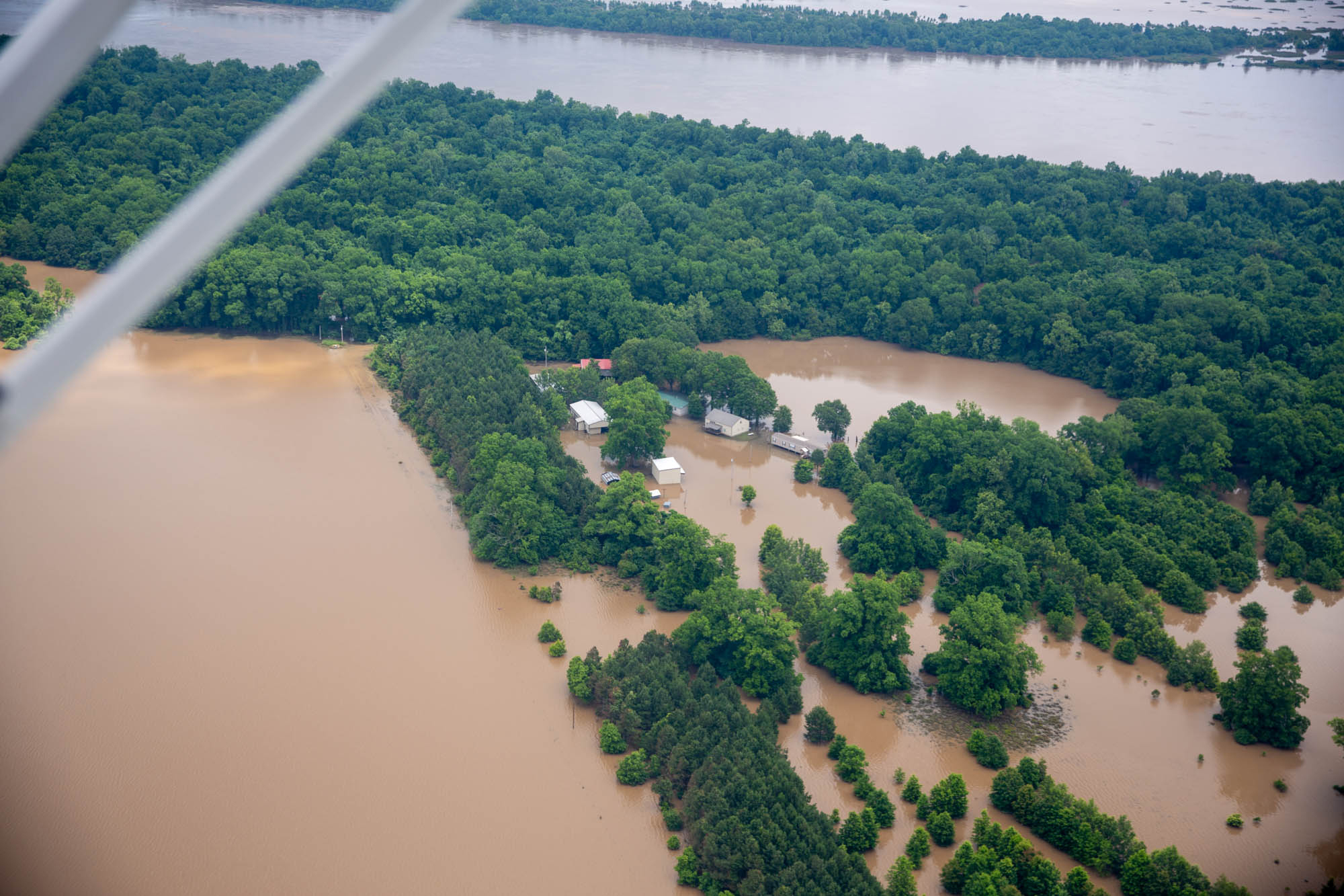 arkansas-river-flood-from-above